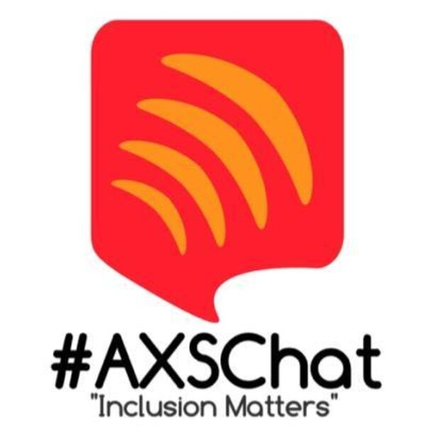 AXSChat Podcast Podcast Artwork Image