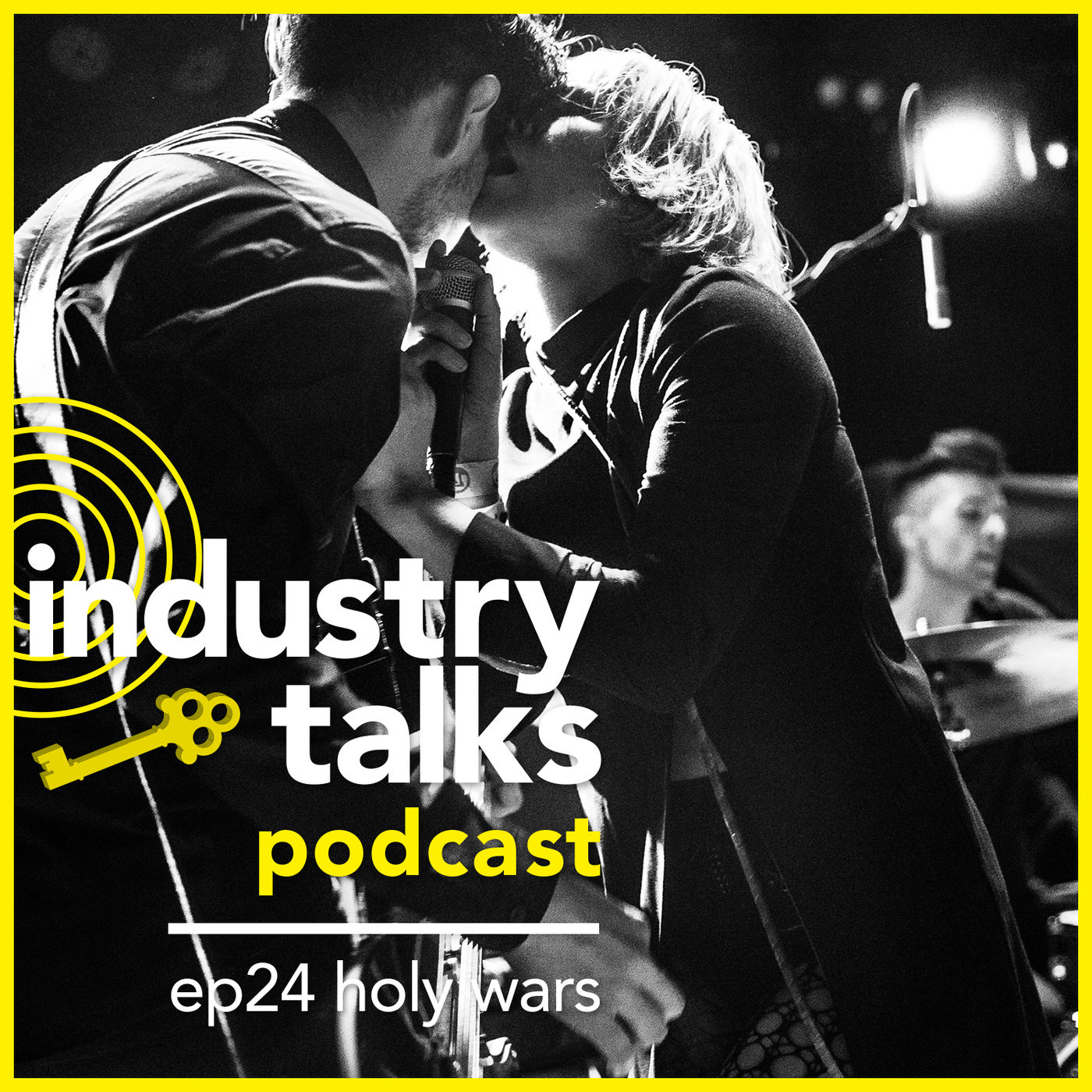 Industry Talks Podcast ep24 - Holy Wars on Building a Career in Sync with Friends in Dark Places