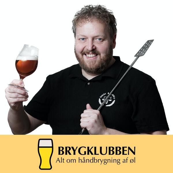 Brygklubben - Alt om håndbrygning af øl Podcast Artwork Image