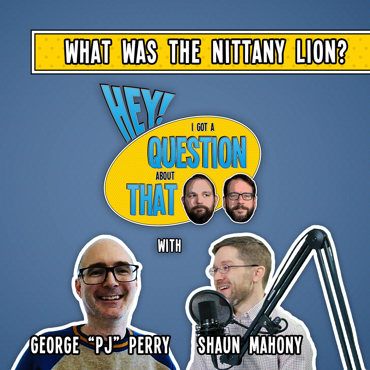 What Was The Nittany Lion?