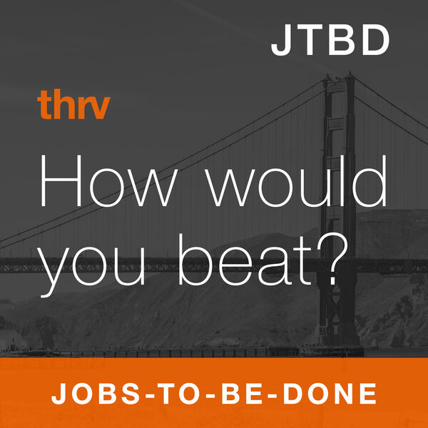 How Would You Beat? Podcast Artwork Image