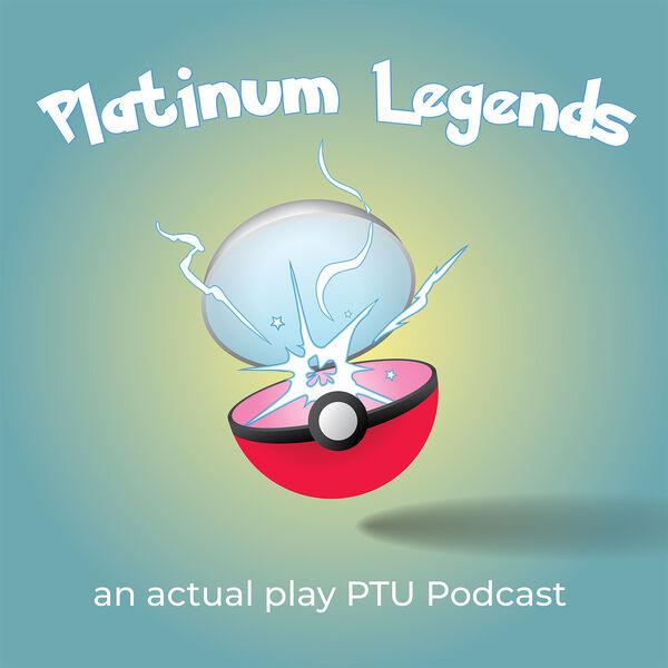 Platinum Legends Podcast Artwork Image