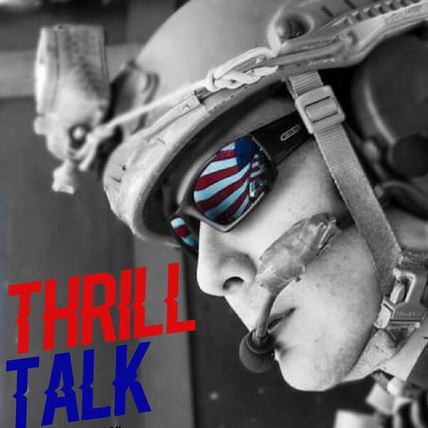 Thrill Talk Podcast Artwork Image