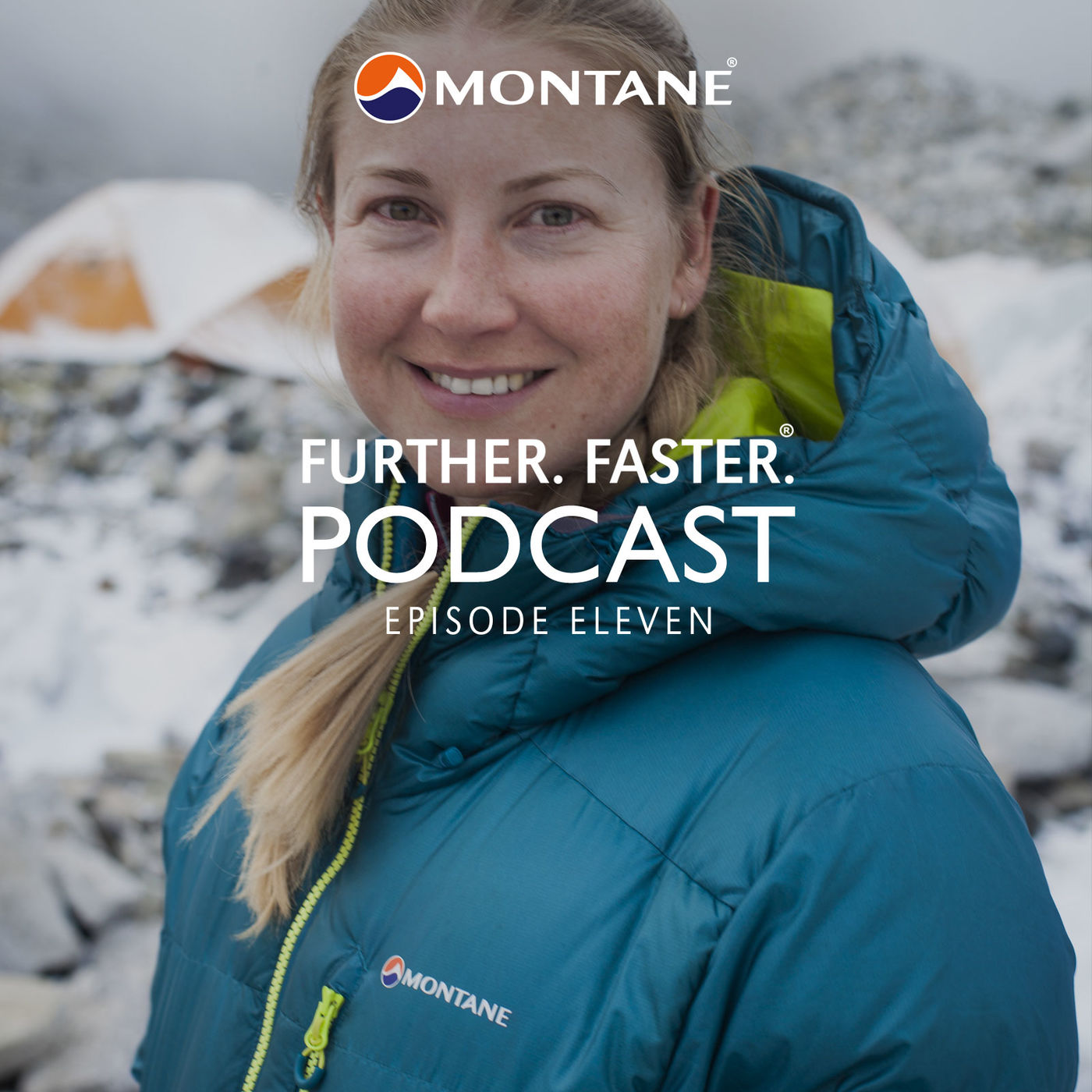 Further. Faster. Podcast Ep11 (Science at Extremes with Dr Melanie Windridge)