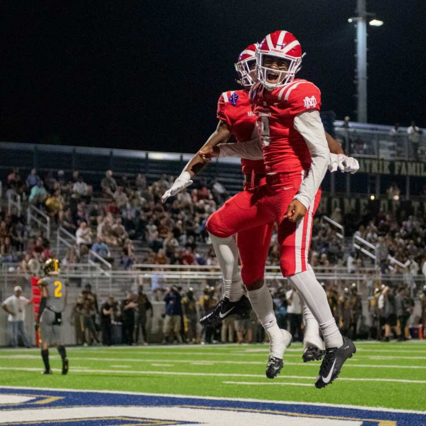 Trinity League Football Podcast '19: Mater Dei-St. Frances analysis, JSerra-Calabasas preview leads Week 4