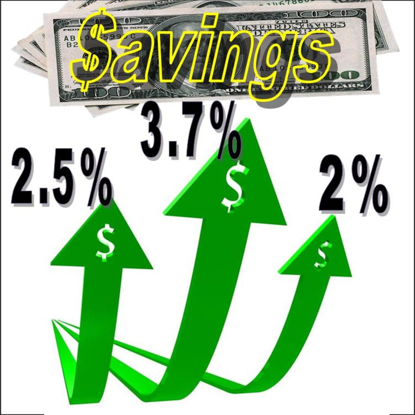 Lazy Money - Episode #2: Easy Interest Upgrades on Savings Accounts