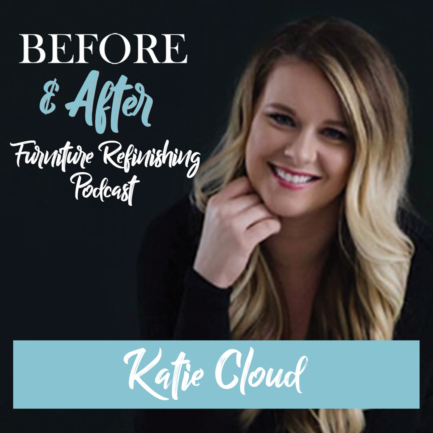 Surprise podcast with Katie Cloud – furniture refinisher, candle maker and newly added judge for The Zibra Diaries!