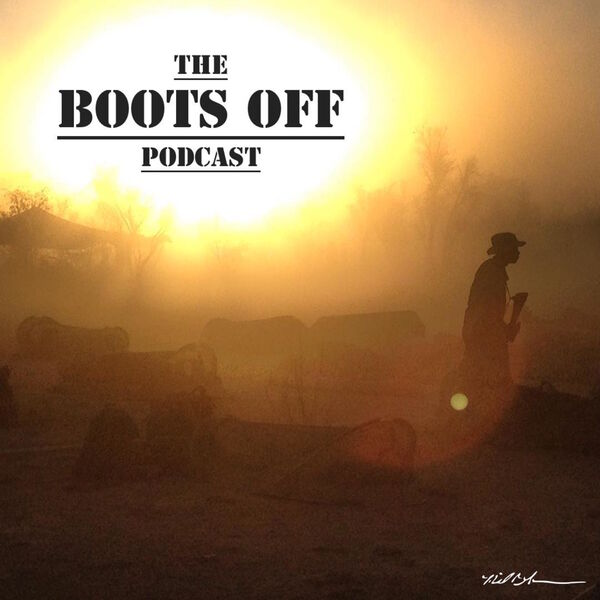 Boots Off Podcast Artwork Image