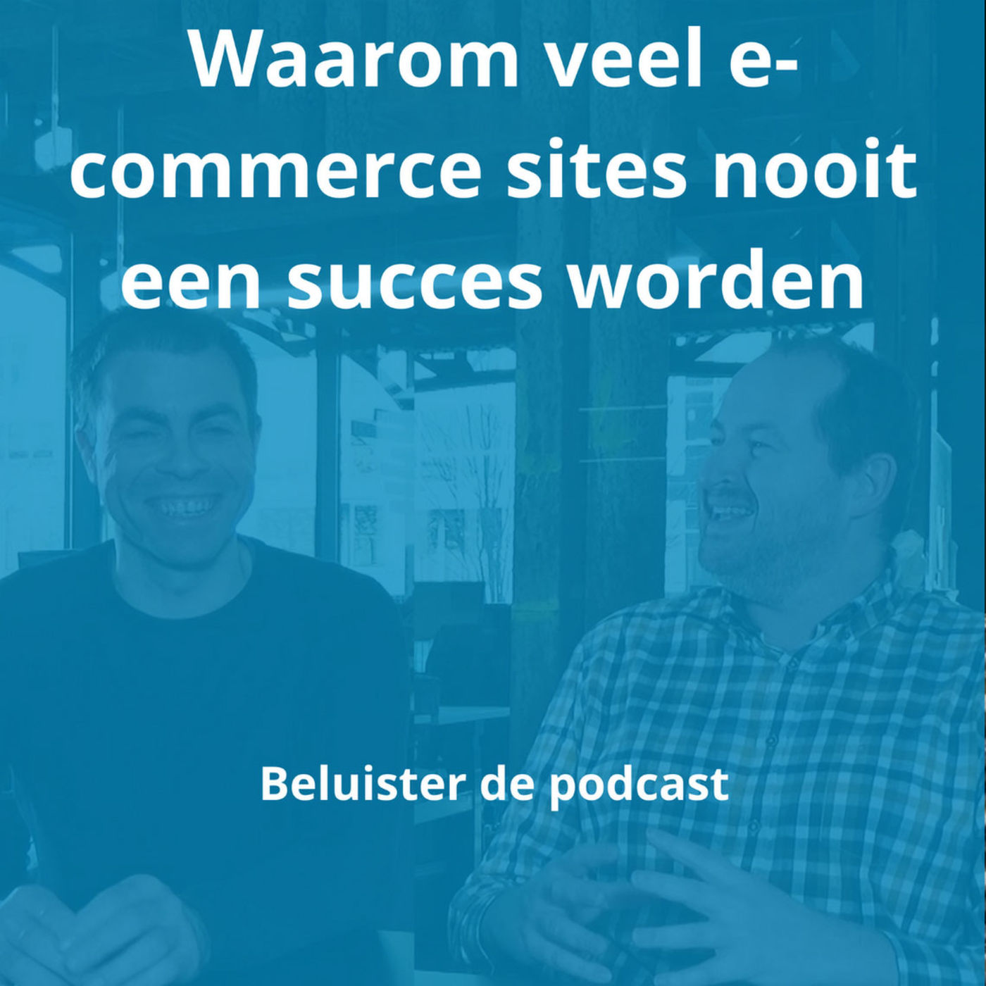 #2 Waarom e-commerce sites vaak geen succes zijn