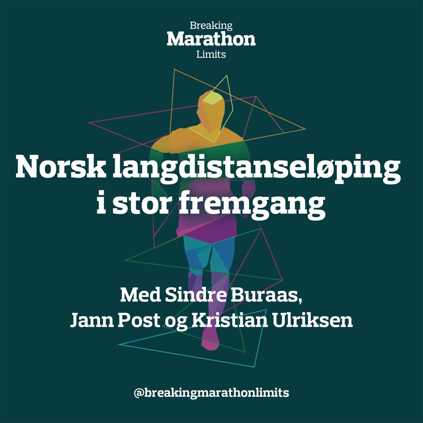 Norsk langdistanseløping i stor fremgang