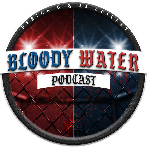 Bloody Water Podcast Podcast Artwork Image