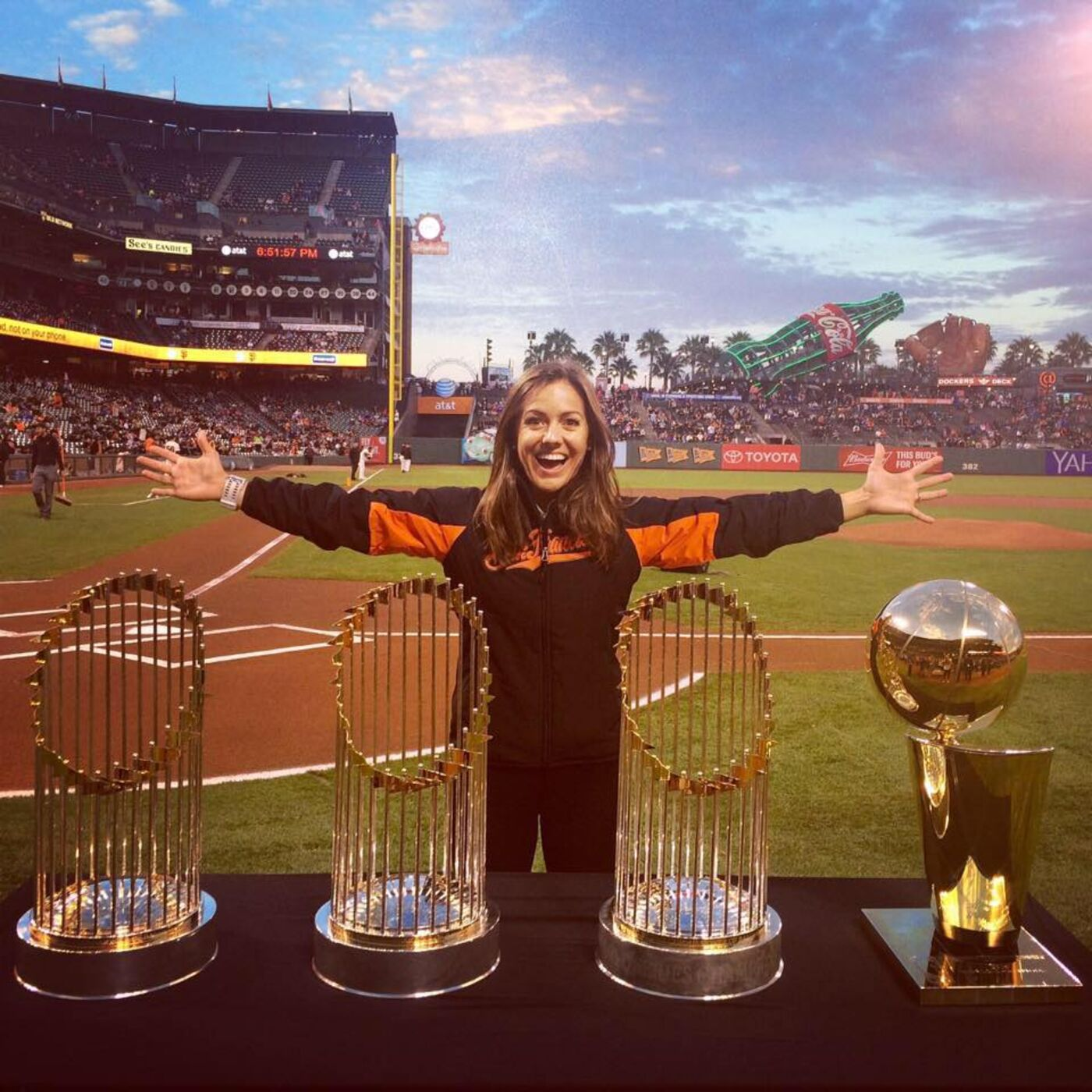 An Interview with Therese Viñal, Sports Journalist/Host of SF Giants on NBC Sports Bay Area