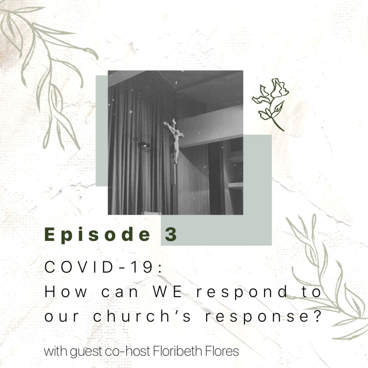 COVID-19: How Can We Respond to our Church's Response?
