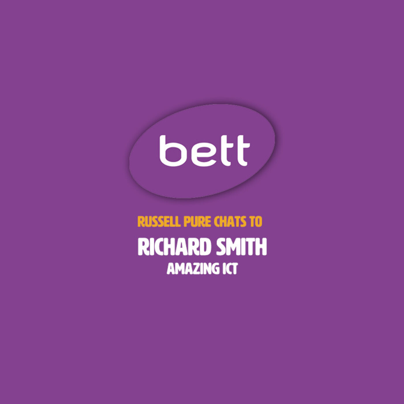 Richard Smith from Amazing ICT talks about some of his favourite bits at Bett