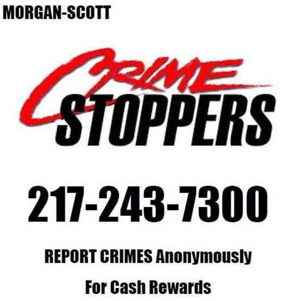 Morgan-Scott-Cass Crimestoppers Podcast Podcast Artwork Image