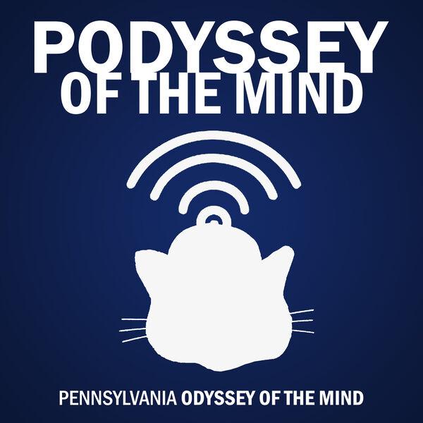 PODyssey of the Mind Podcast Artwork Image