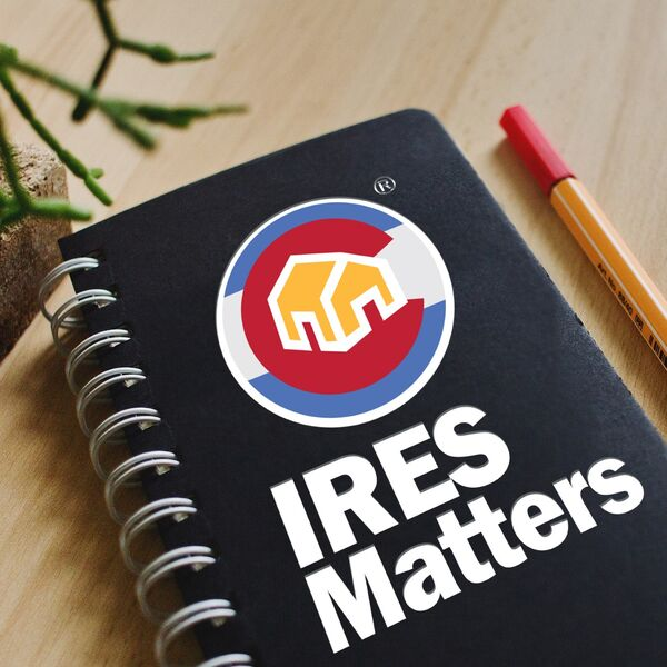 IRES Matters Podcast Artwork Image