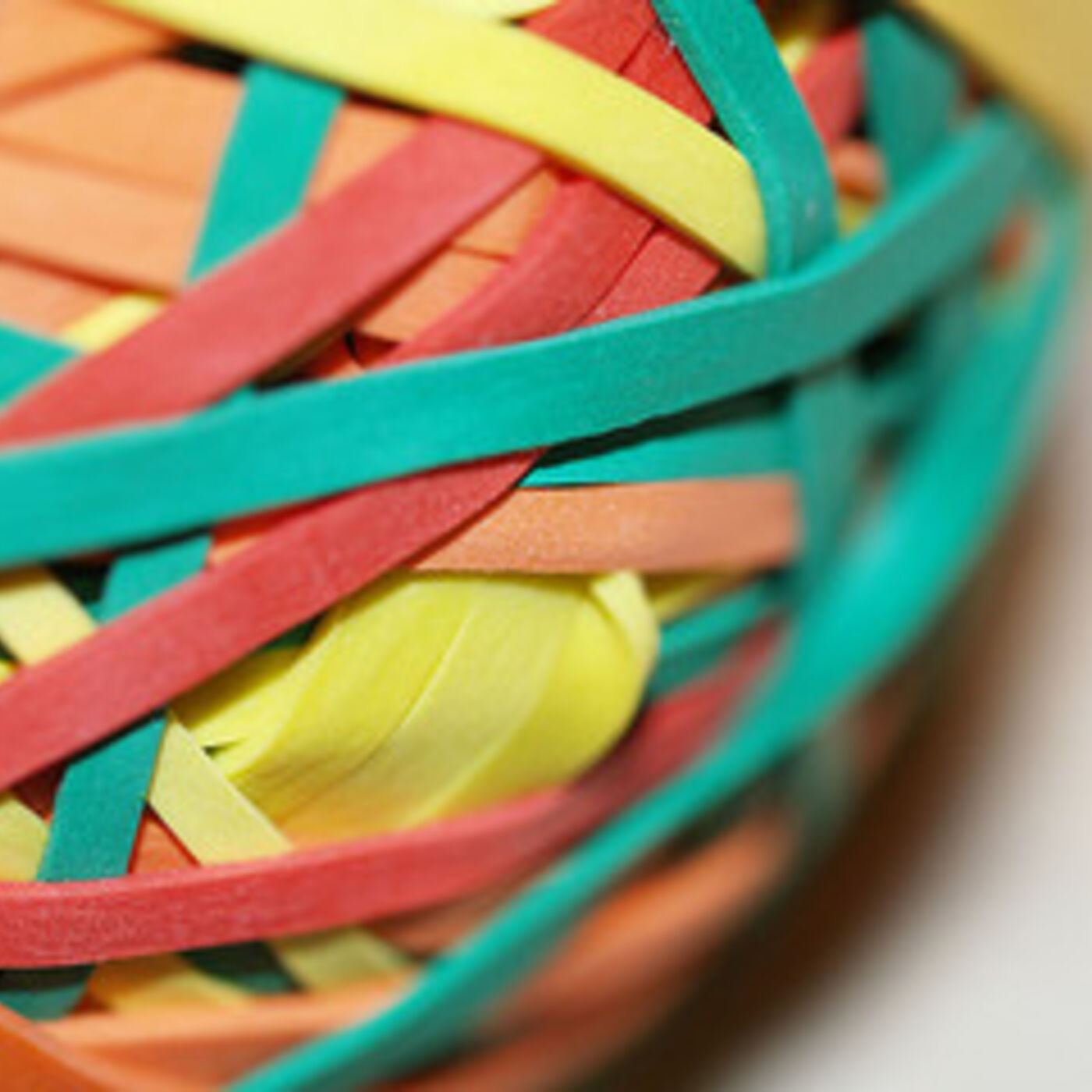 Your 72 Hour Rubber Band