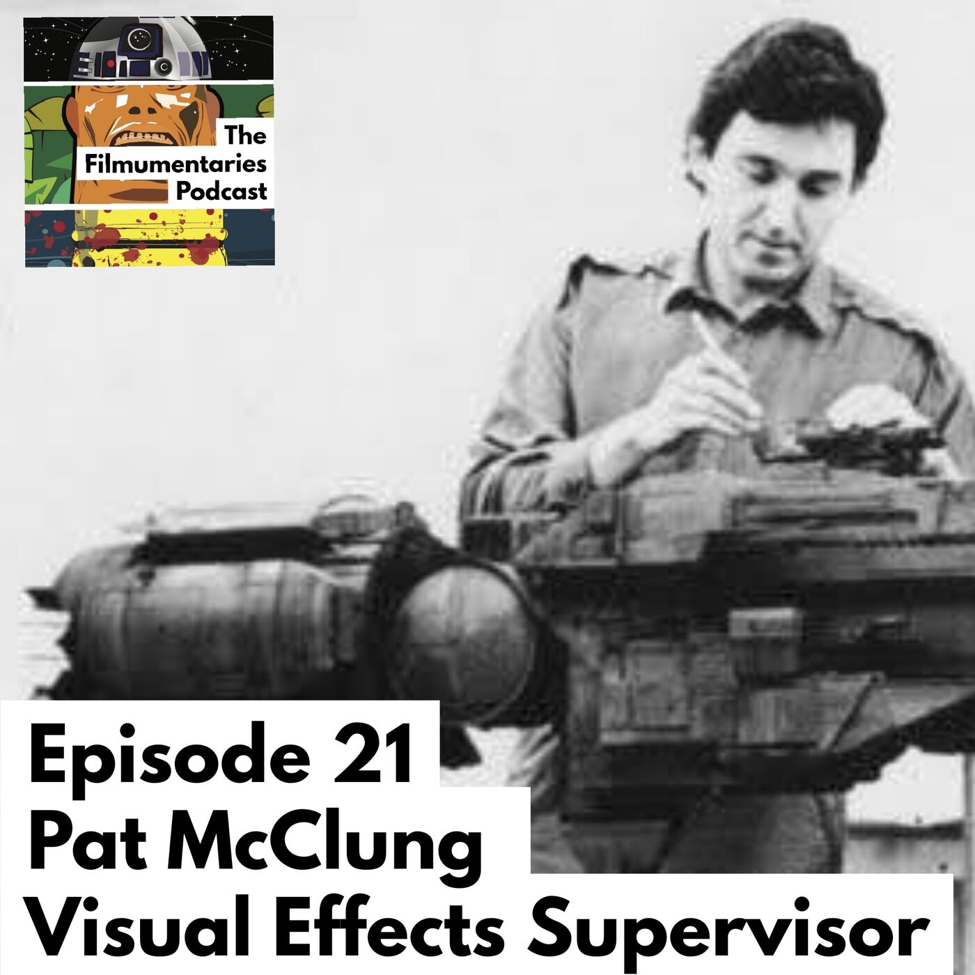 Pat McClung - Visual Effects Supervisor