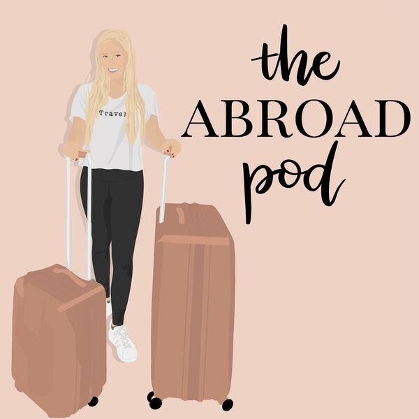 The Abroad Pod Podcast Artwork Image
