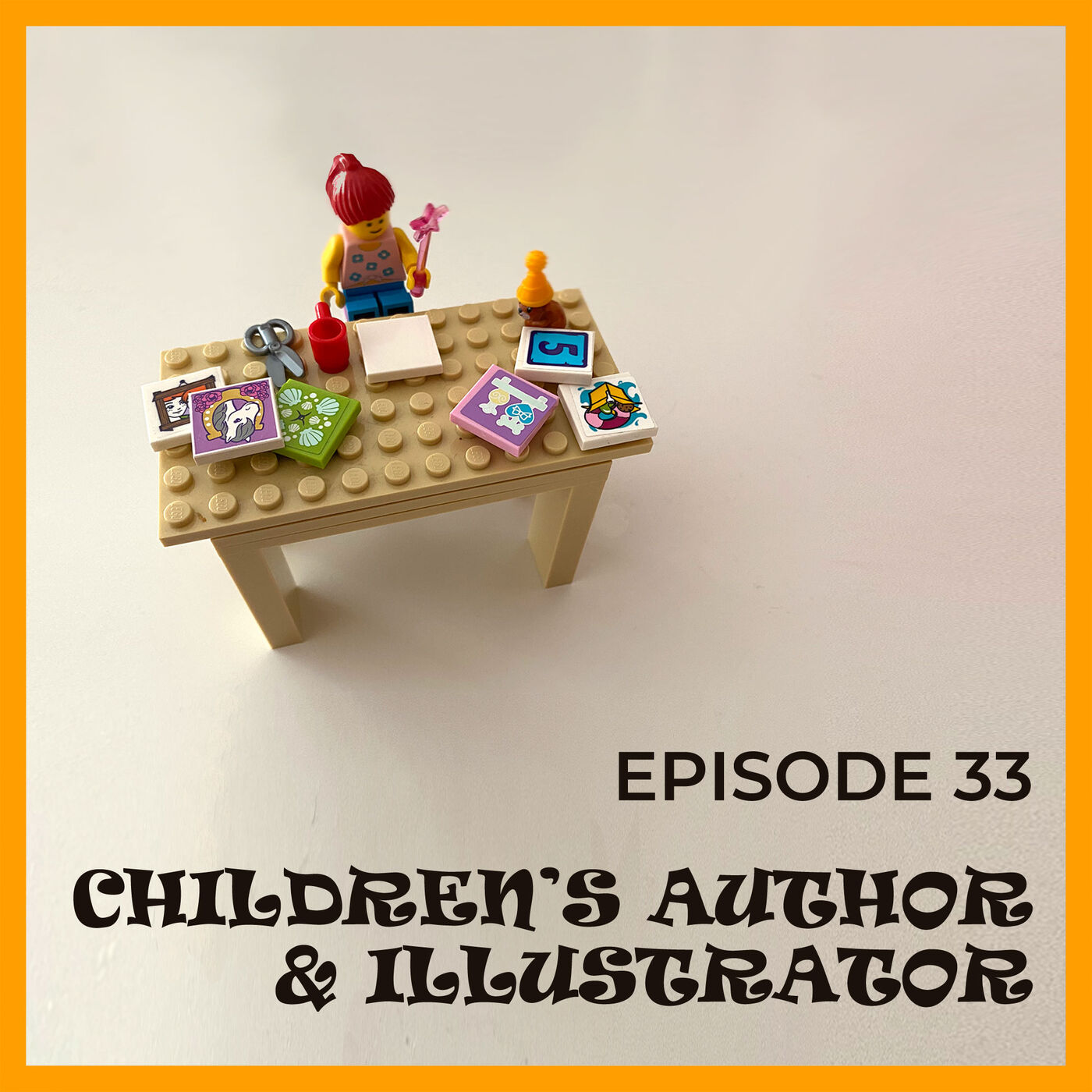 The Children's Author & Illustrator