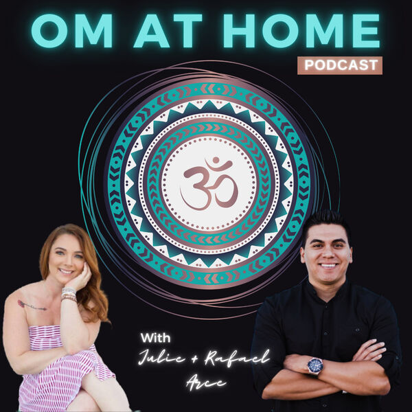 Om At Home Podcast  Podcast Artwork Image
