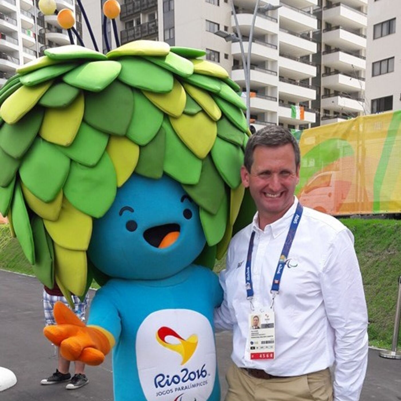 How to Make a Paralympic Games with Lord Chris Holmes