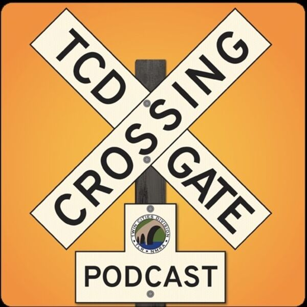 The Crossing Gate. Model railroad discussion.  Podcast Artwork Image