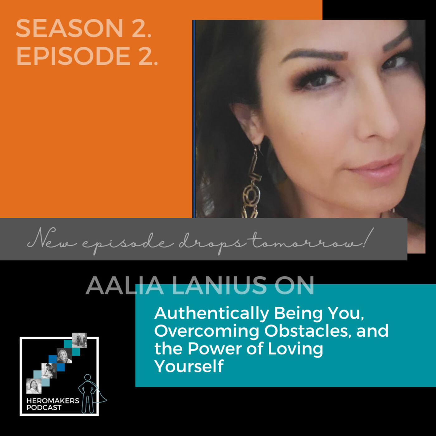 Aalia Lanius on Authentically Being You, Overcoming Obstacles, and the Power of Loving Yourself