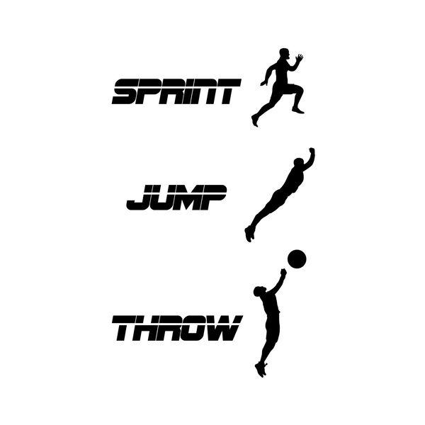 Sprint Jump Throw Performance Podcast Podcast Artwork Image
