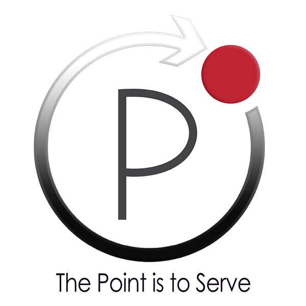 The Point is to Serve Podcast Artwork Image