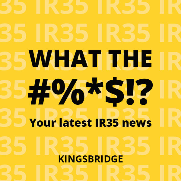 What the IR35?! Podcast Artwork Image
