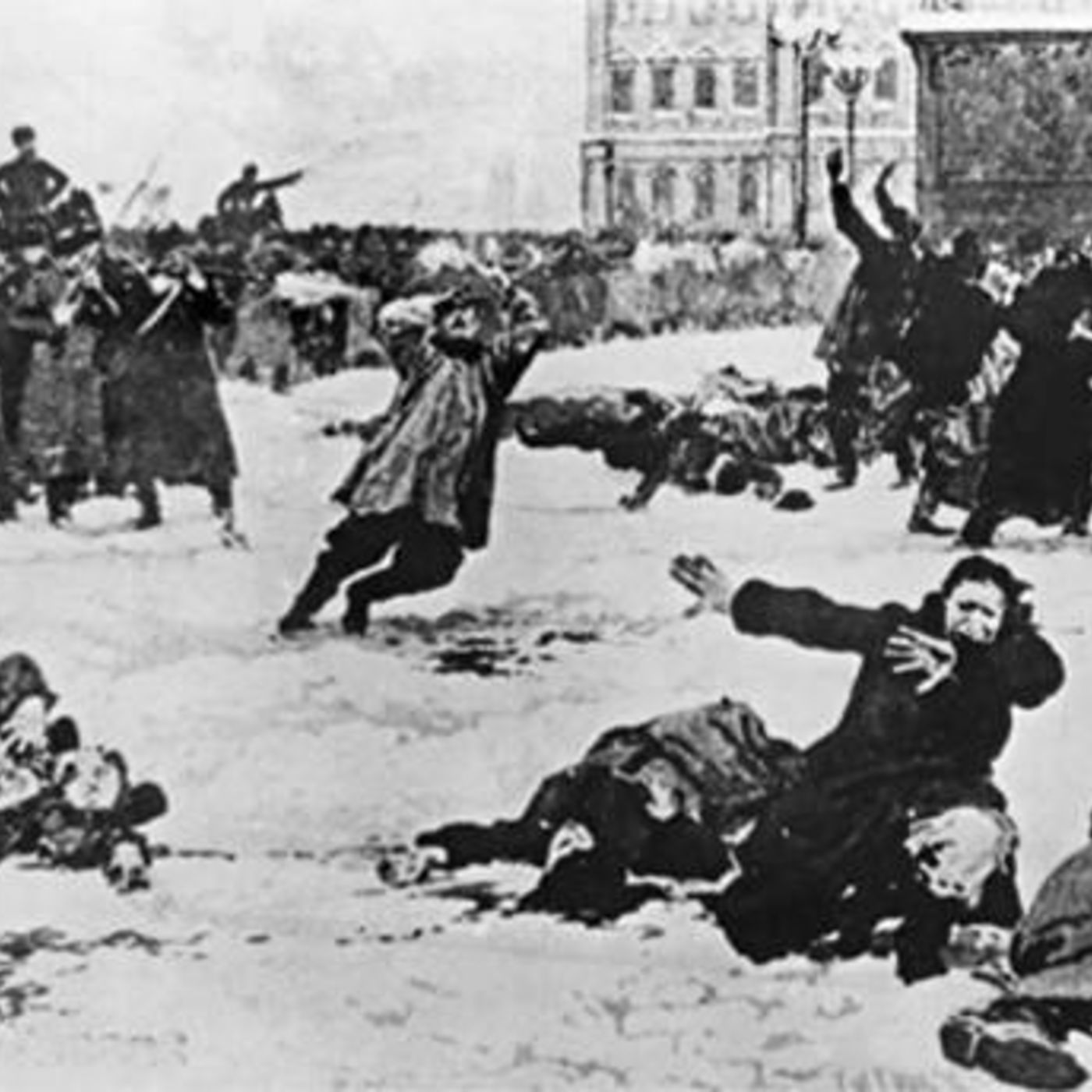 The Russian Revolution #1 - The Spark