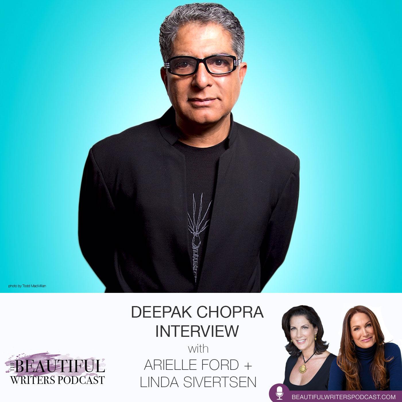 Deepak Chopra: Metahuman & Infinite Creativity