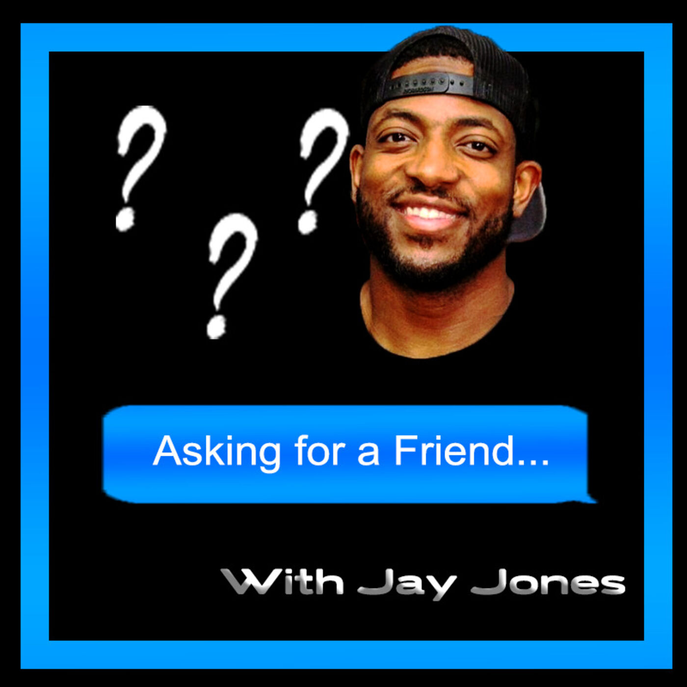 Jay Jones's Podcast Logo