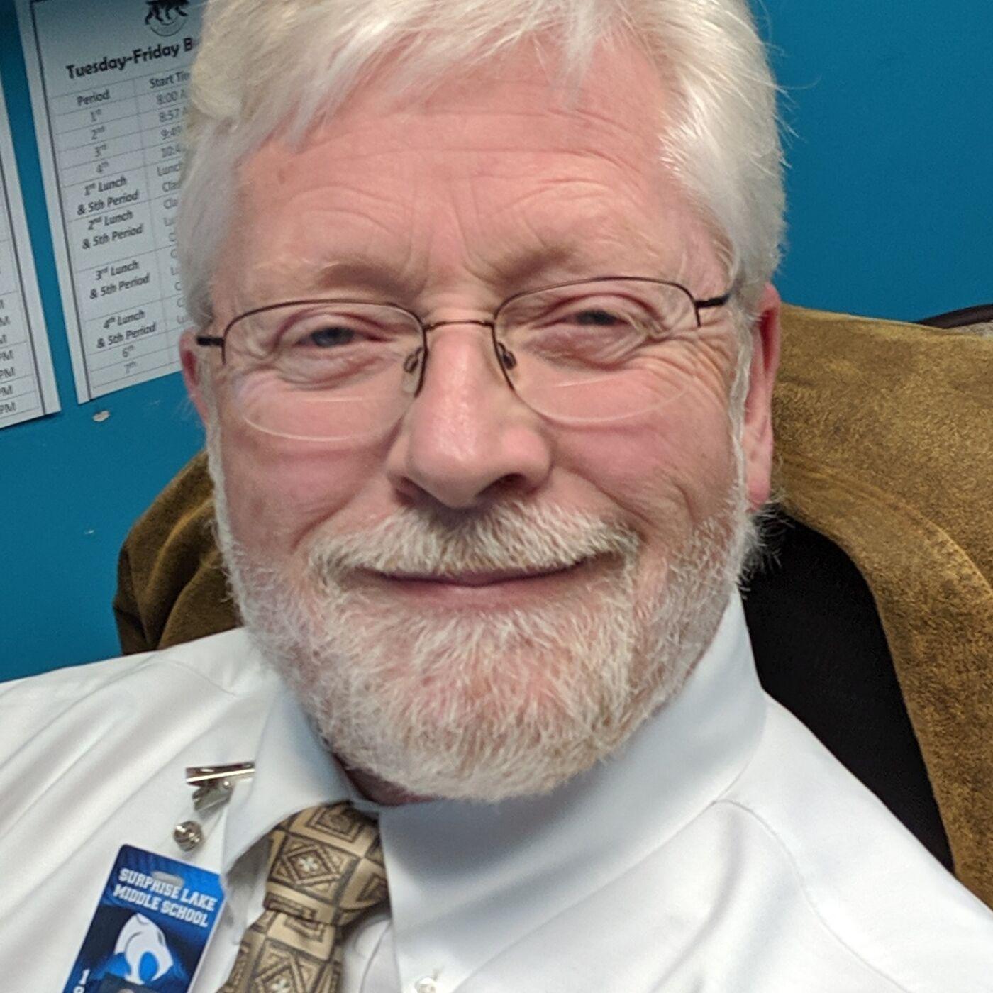 Mr. Neufeld