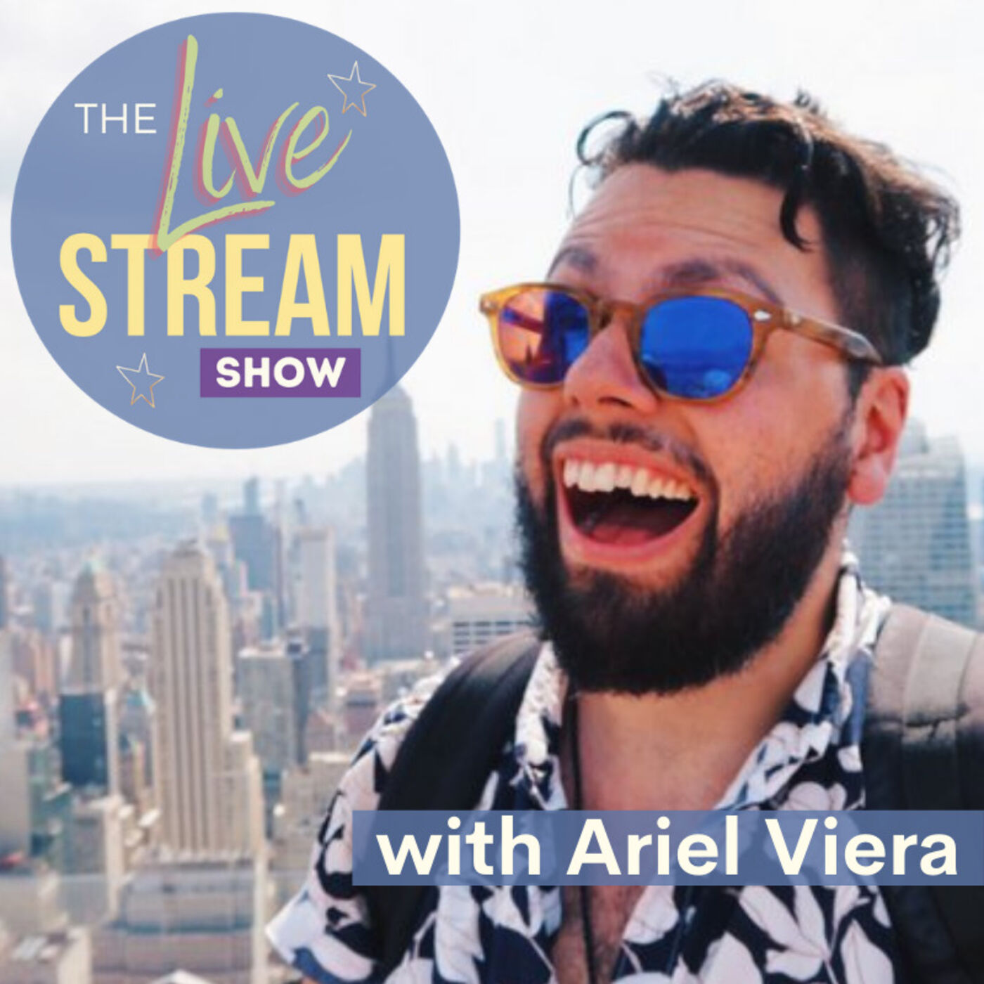 Live Mobile Storytelling with Ariel Viera