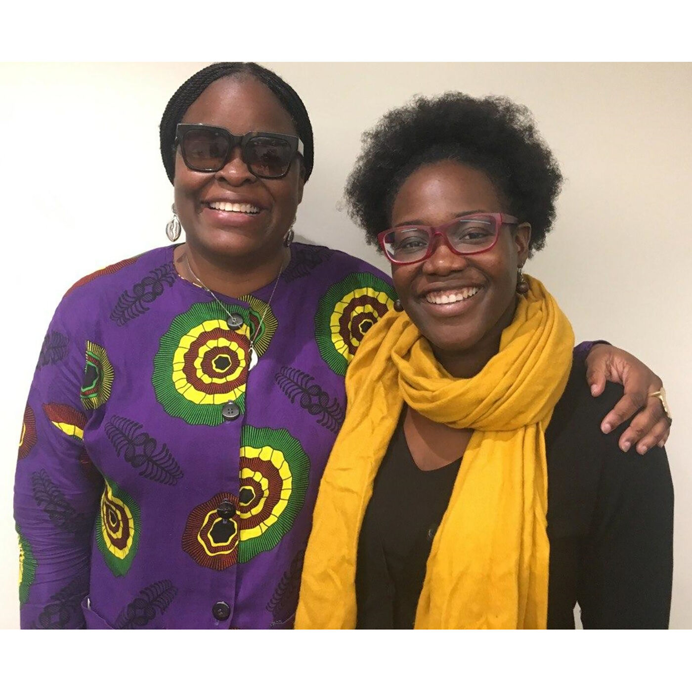 S01 E03 - Dr. Roberta K. Timothy discusses how connection to her African heritage helps her to resist Anti-Black Racism
