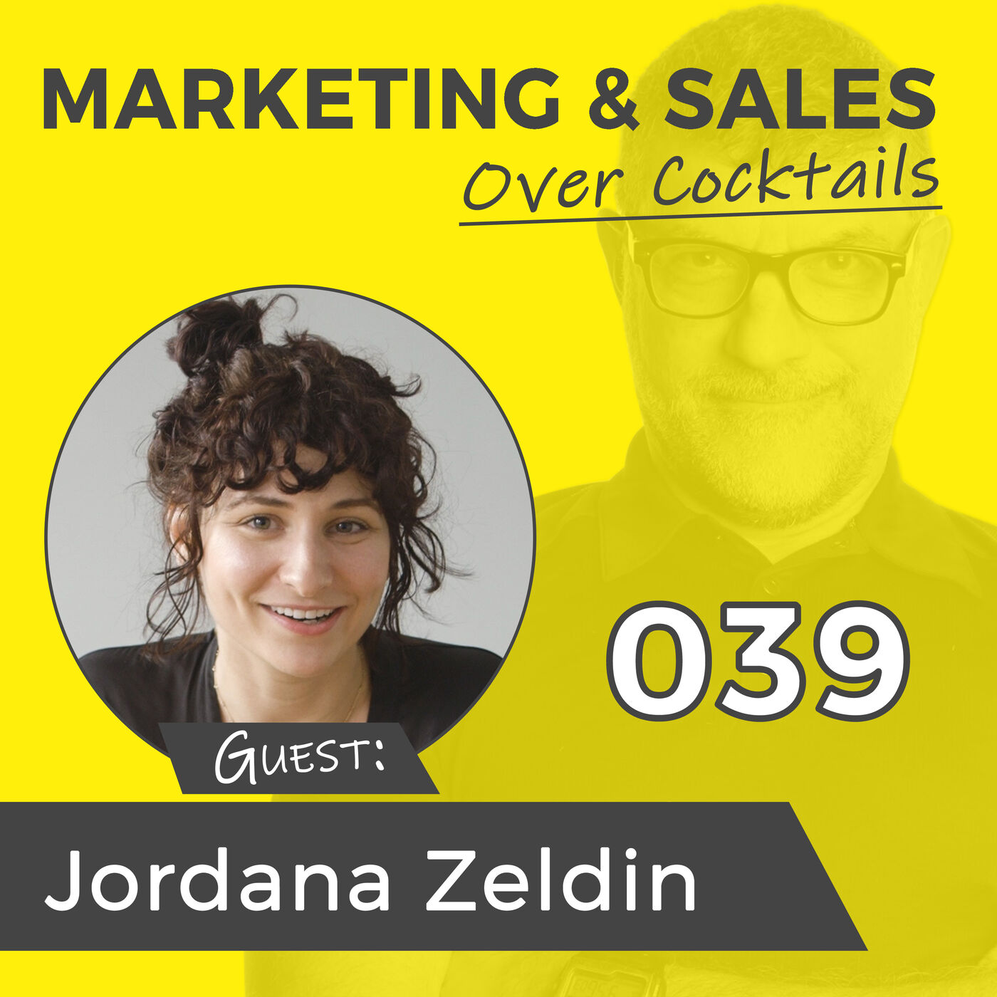 039: Are You a HAPPY Seller? with Jordana Zeldin