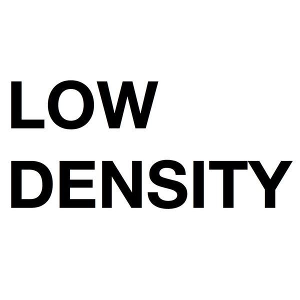 Low Density Podcast Artwork Image