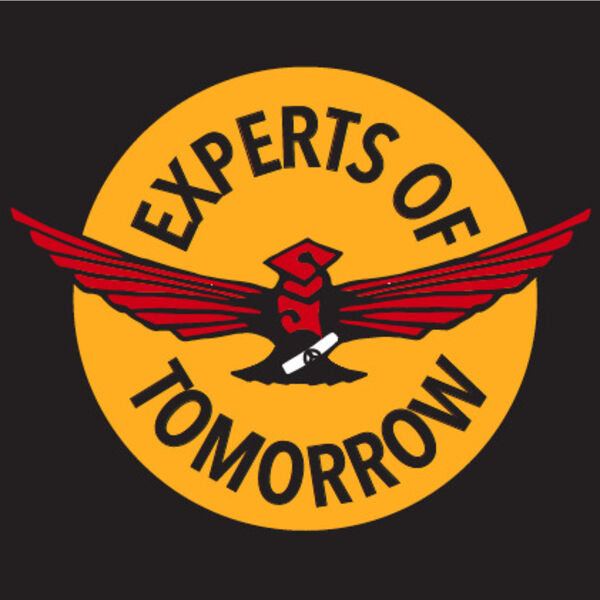 Experts of Tomorrow Podcast Artwork Image
