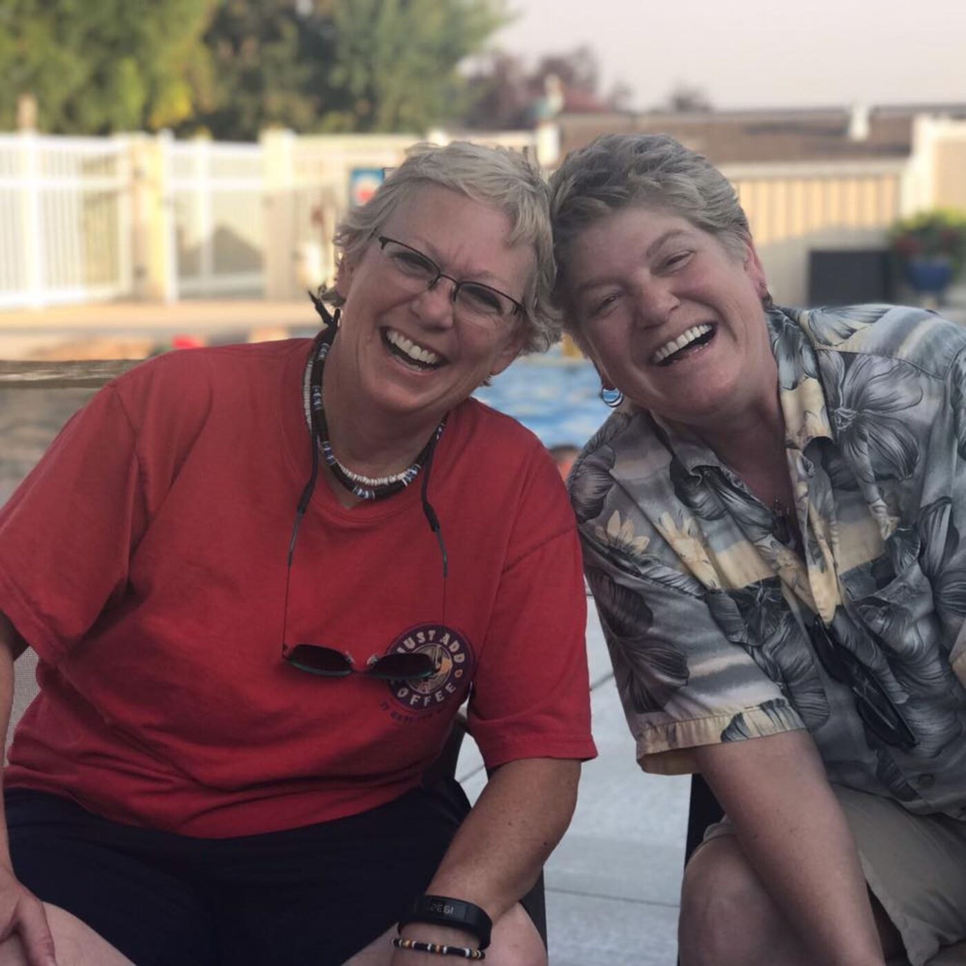 """Cindi & Barb Share Their Story of Love, and """"Lives Well Lived""""."""