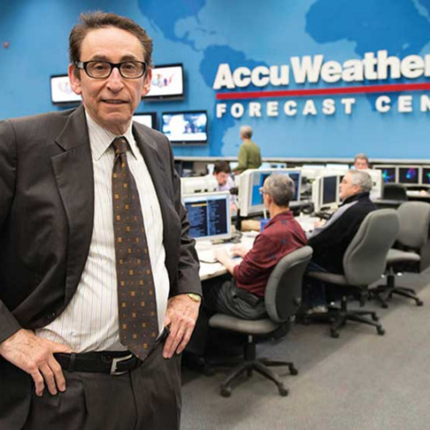 Dr. Joel N Myers of AccuWeather: How has predicting the weather changed?