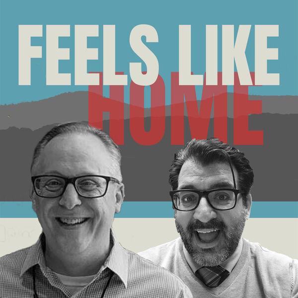 Feels Like Home Podcast Artwork Image