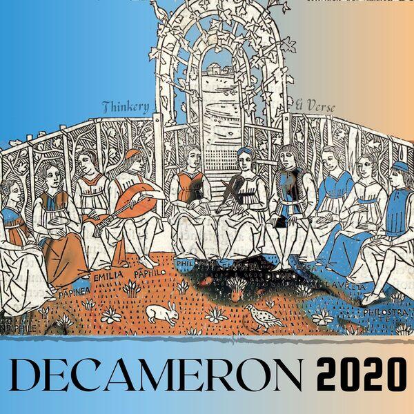 Decameron 2020: Survival through Stories Podcast Artwork Image