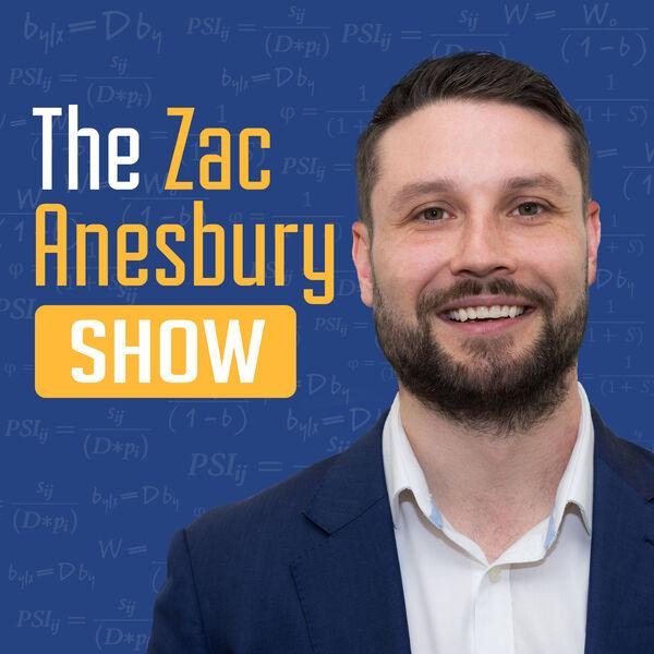 The Zac Anesbury Show Podcast Artwork Image