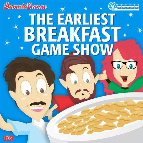 The Earliest Breakfast Game Show Podcast Artwork Image
