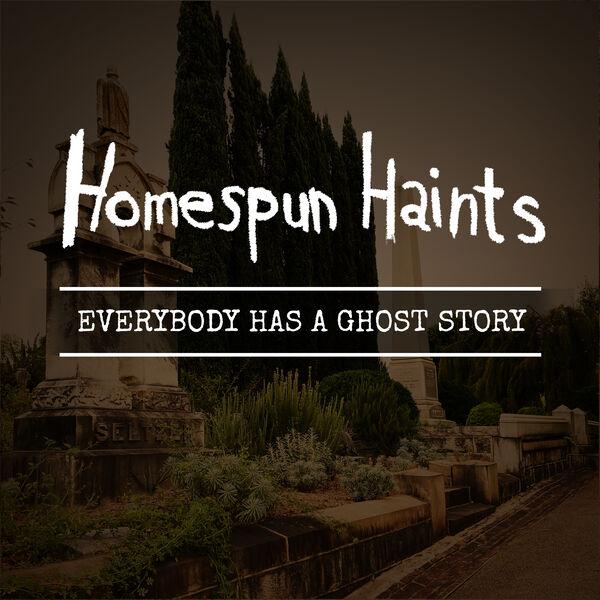 Homespun Haints Podcast Artwork Image