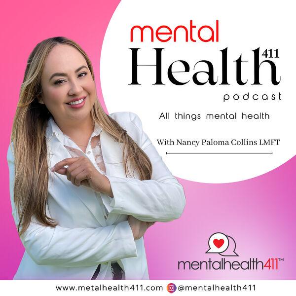 mentalhealth411 Podcast  Podcast Artwork Image