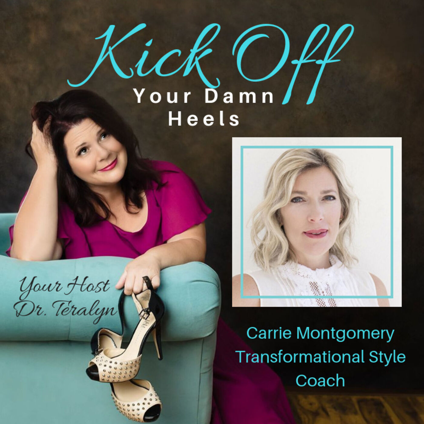 Personal Style and Embodiment to Support Anxiety with Transformational Style Coach, Carrie Montgomery